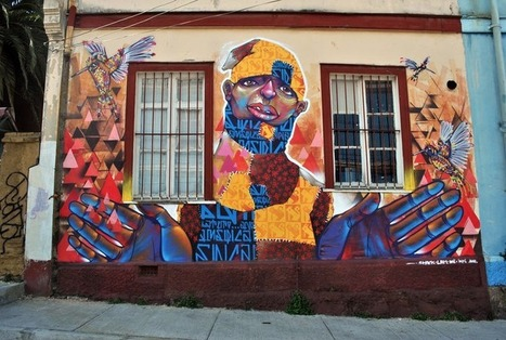 South America street art: Creativity with an urban canvas - The Latin American Travel Blog   Awesome list of most famous canvas art   Scoop.it