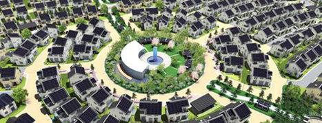 Un consortium mené par Panasonic va construire une ville éco-efficiente au Japon | Urbanisme | Scoop.it