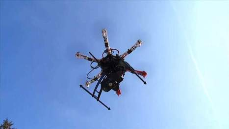 Pilots Demand 'Safe Drone Zone' In UK Skies | Technology in Business Today | Scoop.it