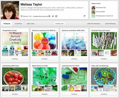 5 Pinterest Traffic Success Secrets From Pinning Pros | Social Media, Marketing and Promotion | Scoop.it