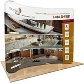 Custom Made Promotional Trade Show Booth Displays | custom flags and banners | Scoop.it