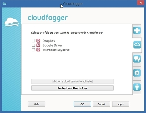 CloudFogger: Transfer your data safely online | Best Free Software | Scoop.it