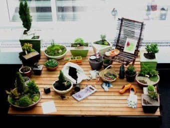 How to Make a Miniature Stonehenge Garden for the End of theWorld   Annie Haven   Haven Brand   Scoop.it