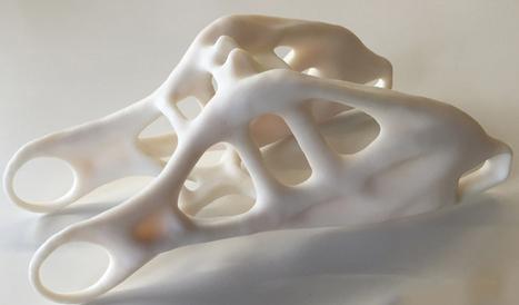 The Bizarre, Bony-Looking Future of Algorithmic Design | DataHive | Scoop.it