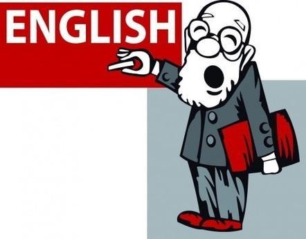 20 ошибок в английском языке, которые делает каждый из нас | Used by teachers | Scoop.it