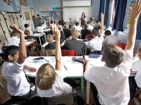 Pupils in affluent areas 'get lower grades because of teachers' pay' deals | The Martin Institute | Scoop.it