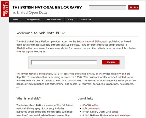 Blogs | data.gov.uk | documentalità | Scoop.it