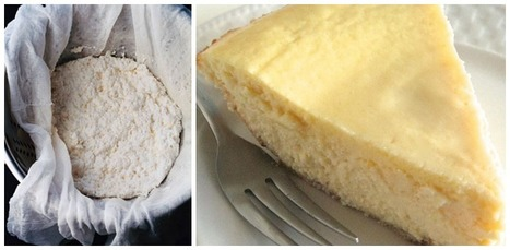 Prepare your home Made Ricotta and then bake your Ricotta Pie | Casa Sofia Inn - Belize | Scoop.it