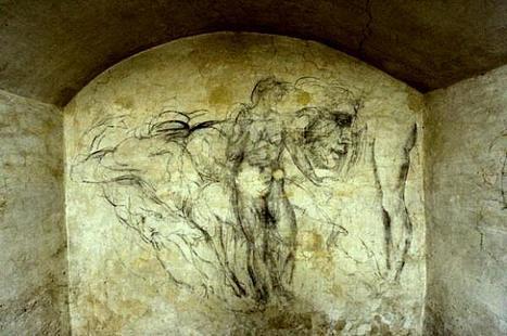 La cave secrète de Michel-Ange dévoilée en 3D | Merveilles - Marvels | Scoop.it