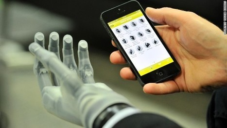 Print your own bionic hand | Technology in Business Today | Scoop.it