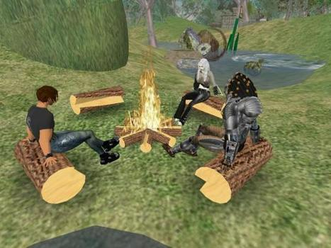 Return of the camp fire – Blended Reality/Mixed Reality | Life at the Feeding Edge | Metaverse NewsWatch | Scoop.it