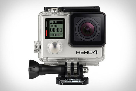 GoPro Hero4 Black Camera | RichVibe | Videography | Scoop.it
