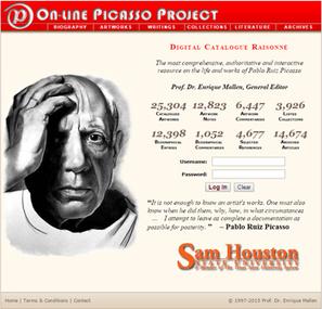 Recursos TIC para el estudio de la obra de Picasso | Las huellas del Arte | Scoop.it