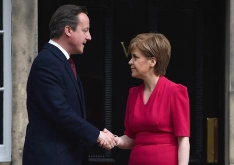 Nicola Sturgeon calls on PM to act over MSP GCHQ snooping | My Scotland | Scoop.it