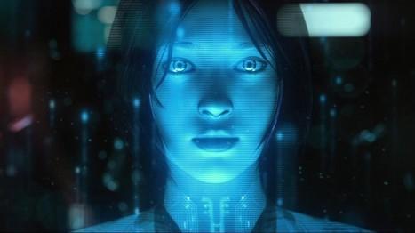 Microsoft veut qu'on respecte Cortana autant qu'une vraie femme | Libertés Numériques | Scoop.it