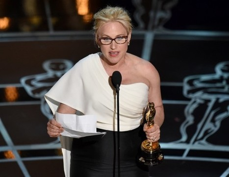 Patricia Arquette Calls For Wage Equality During The Oscars | Women of The Revolution | Scoop.it