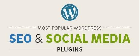 Top 10 des Plugins Wordpress pour le SEO et les Réseaux Sociaux - SeoPowa | Mes ressources personnelles | Scoop.it