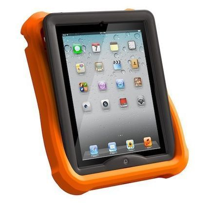 It's Ugly and Extremely Orange, But It'll Keep Your iPad from Drowning | Cult of Mac | iPads, MakerEd and More  in Education | Scoop.it