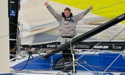 Le triomphe de François Gabart - Vendée Globe - Voile - Sport 24 | ___Sport(s)___ | Scoop.it