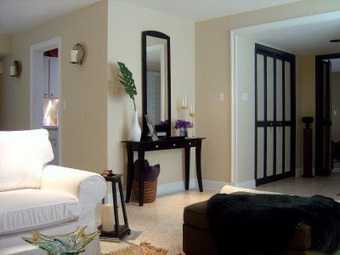 Unpretentious Style: Inexpensive closet doors makeover.   Tips and ideas for your home.   Scoop.it