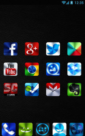 Icon Pack VIVID v1.5   ApkLife-Android Apps Games Themes   Android Applications And Games   Scoop.it