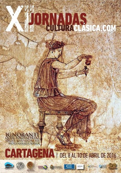 Abierto el plazo de inscripción en las XII Jornadas de culturaclasica.com | EURICLEA | Scoop.it