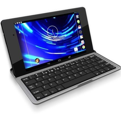 Minisuit Bluetooth Keyboard Stand Case for Google Nexus 7 FHD ... | Phone Case Covers | Scoop.it
