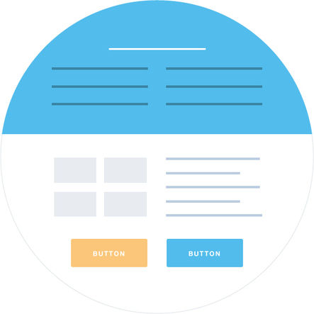 Modulz · Ready-made, customizable, HTML landing page sections. | Tools | Scoop.it