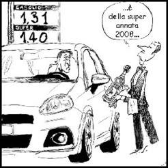 Stazioni di Benzina accoglienti e non | Accoglienza turistica | Scoop.it