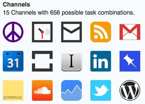 Create your own Social Curation Tools with IFTTT | Curation Marketing | Scoop.it