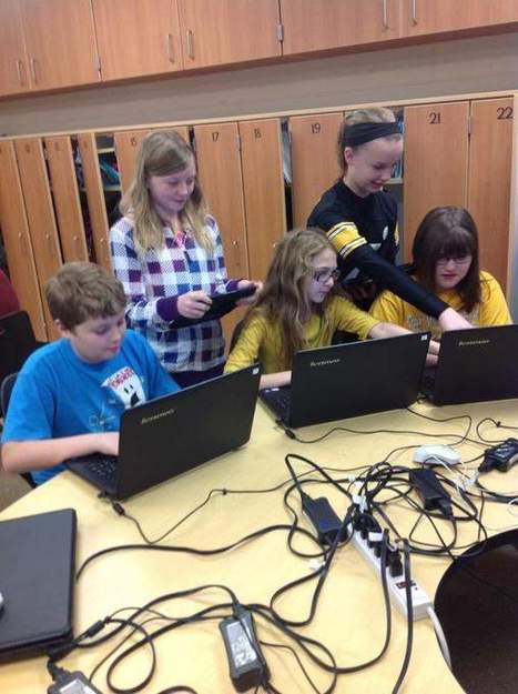 Fifth-graders talk about technology in classroom | IT 442 Professional Development | Scoop.it