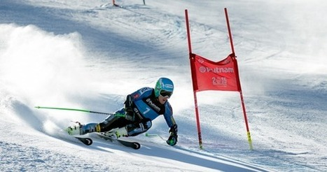 Ted Ligety has practically invented a new way of skiing | Website selection | Scoop.it