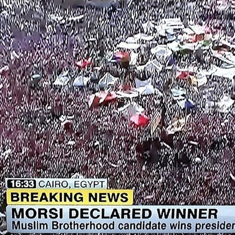 Jun25: #Egypt Morsi Declaired winner #Erdogan Turkey will announce its final position and take necessary steps | Egyptday1 | Might be News? | Scoop.it