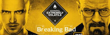 Breaking Bad 5, rubati i copioni del finale della serie AMC | Breaking Bad | Scoop.it