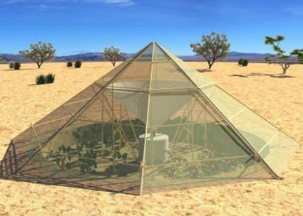 Innovation : un dôme pour relancer l'agriculture dans le nord de l'Ethiopie   Chimie verte et agroécologie   Scoop.it