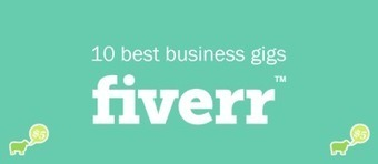 10 Quality Fiverr Gigs that can Help you and your Small Business Grow | how to grow your business | Scoop.it