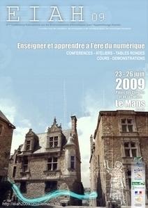 :::EIAH 2009 ::: | éducation_nouvelles technologies_généralités | Scoop.it