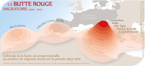 Carte à la une : les damnés de la mer — Géoconfluences   Middle East and Africa   Scoop.it