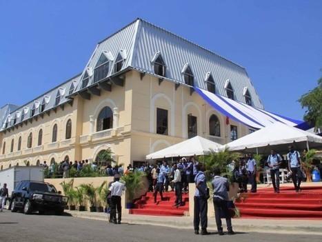 Haiti - Reconstruction : Opening ceremony of the Lycée Alexandre Pétion | Haitian Education | Scoop.it