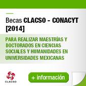 Convocatoria de becas CLACSO-CONACYT | HISTORIAS & REALIDADES | Scoop.it