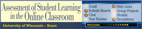 EDUC 762 Assessment in E-Learning | E-Learning and Online Teaching | Scoop.it
