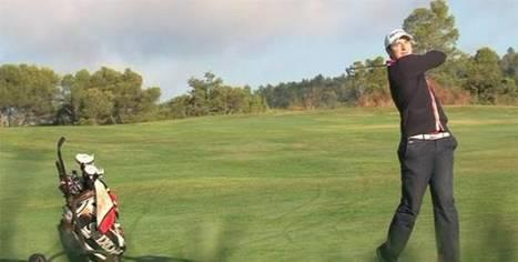 Quesne : «Un pied pas possible !» | Nouvelles du golf | Scoop.it