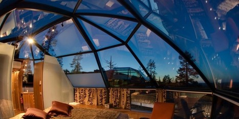 Breaking the fourth wall: Top 7 rooms that invite the outdoors in - BuzzBuzzHome News | PJ | Scoop.it