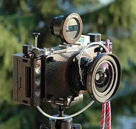 Photographie panoramique : le Fotoman 617 | L'actualité de l'argentique | Scoop.it