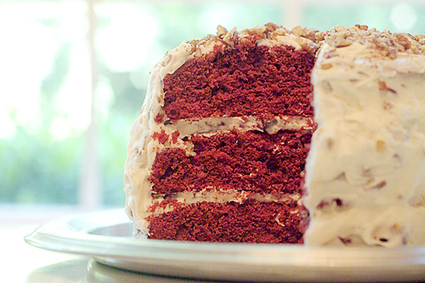 Red Velvet Cake | Recipes | Scoop.it