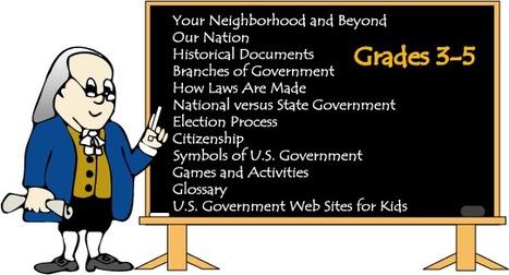 Ben's Guide: Grades 3-5   American Government   Scoop.it