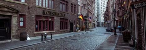 Top 5 des vidéos des plus grandes villes sans habitant | Actu Tourisme | Scoop.it