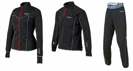Knox and Triumph collaborate on a new clothing project | Motorcycle Industry News | Scoop.it