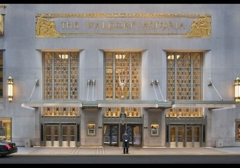 Hotels Go Art Deco Glam - Forbes | Design, creativity and artful thinking | Scoop.it