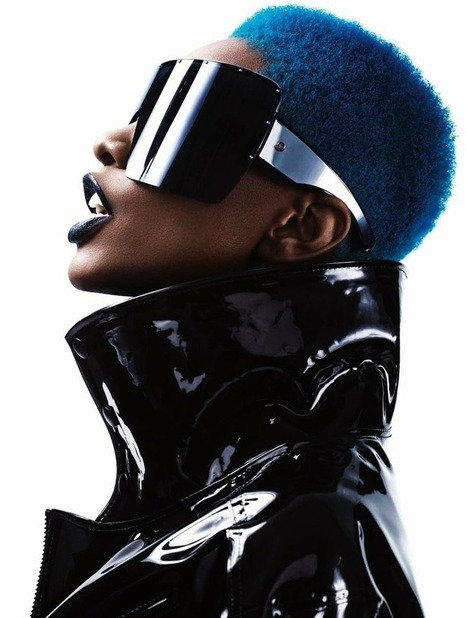 WATCH THE NEW MISSY ELLIOT RAP PROTEGE - SHARAYA J! - M-KAY?! | Gay Vegas Daily | Scoop.it
